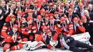 Team Canada Gold Medal Winners of the 2015 IIHF World Junior Championship