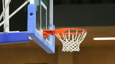 stock-footage-basketball-net